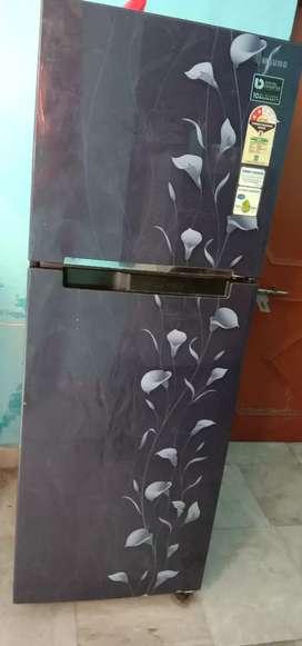 Double door frige