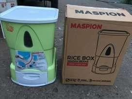 Gratis ongkir bjm - Tempat beras maspion original 14 kg