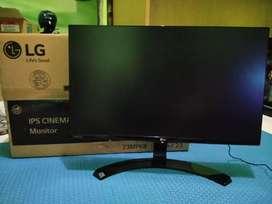 Monitor LED LG 23 inch frameless