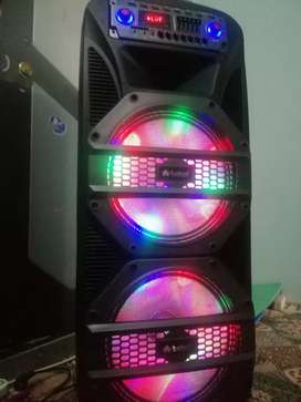 Audionic sound system. One dey use. Price is. 26000/Rupees