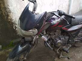 125cc with good mileage of 65 km/l in good condition
