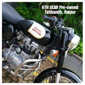 Test Drive Classic 350cc of Sale