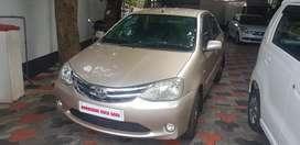 Toyota Etios VD SP*, 2011, Petrol
