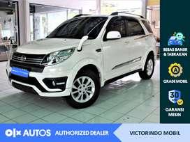 [OLXAutos] Daihatsu Terios 2017 1.5 R M/T Bensin Putih #Victorindo