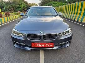 BMW 3 Series 2011-2015 320d Luxury Line, 2014, Diesel