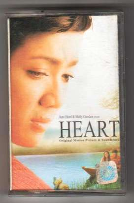 "Kaset Pita Original Motion Picture Film ""Heart"""