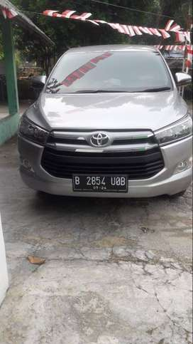 Toyota innova G Bensin. Tahun 2019 Model MVN