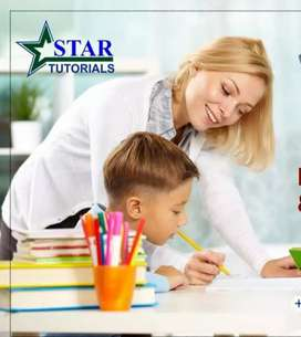 Urgently Required Home tutors