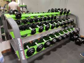 RAJASTHAN GYM SET UP