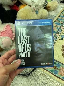 FOR SALE The Last of Us II kondisi mulus
