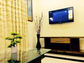 Fully Furnished Apartments infront of  Lawrance Garden Families only