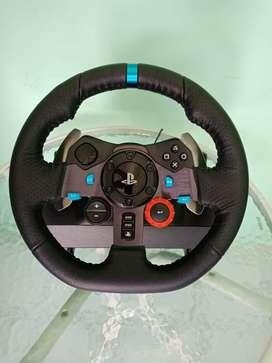 Driving Wheel + Shifter Ligitech G29