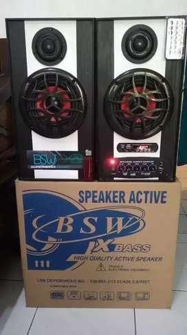 Speaker aktif bsw