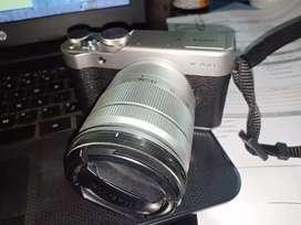 CAMERA MIRRORLESS FUJIFILM X-A10 16-50mm