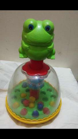 frog for fun for todlerrs