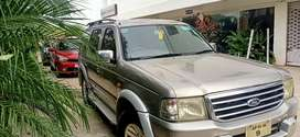 Ford Endeavour 2005 Diesel 78600 Km Driven