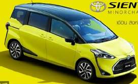 Cari Toyota sienta 2017 keatas