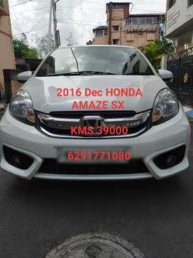 Honda Amaze 1.5 SX i-DTEC, 2016, Diesel