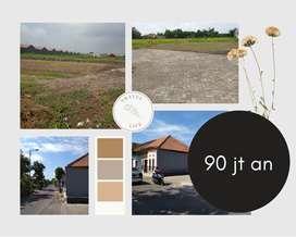 Tanah Berkualitas  Promo DP 0% Bumi Sudimoro