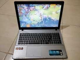 Laptop Gaming ASUS X550Z / X550ZE