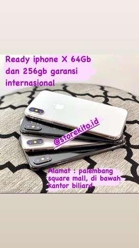 IPHONE X 256GB ex-inter