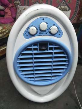 Good conditioned air cooler conic make