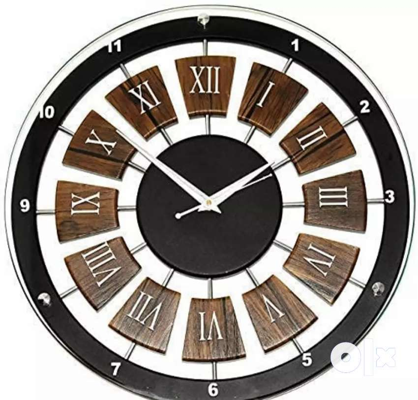 Blazon art zone new branded wall clock at low prices only 1 peace left