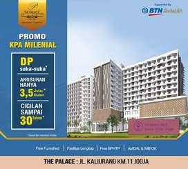 Warga Kupang,Miliki Apartemen The Palace Tanpa DP Tinggal Byr Angsurn