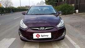 Hyundai Verna, 2012, Petrol