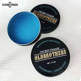 Pomade Oldbrothers | Strong Hold