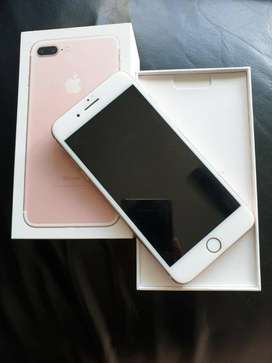 iPhone 7 plus Under warranty with Good condition  resonable price all