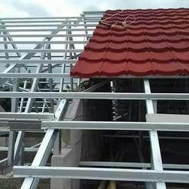 Baja ringan dan canopy siap terpasang 69