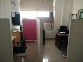 1500sq feet furnished office for rent phase 7