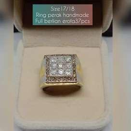 Cincin cowo berlian