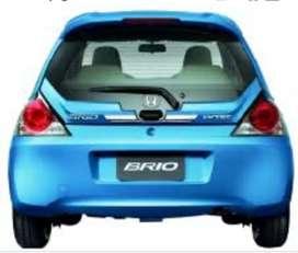 Honda brio for daily rent
