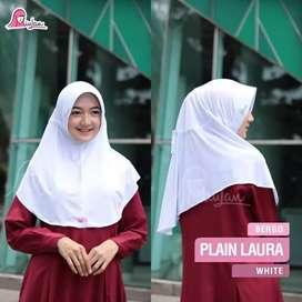 Jilbab Seragam Sekolah