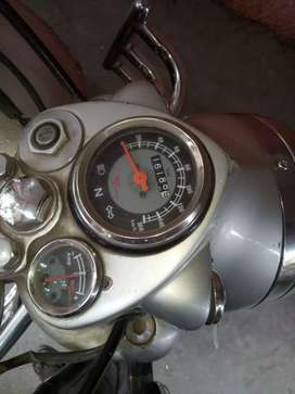 Bullet Electra 2013 modal singal hand drive and very good condition