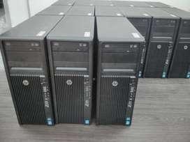 HP Z420 - POWERFUL Performance Workstation -