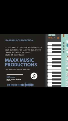Learn music production reasonable price