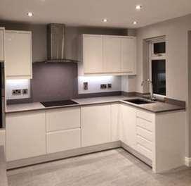 Kitchen set, lemari dapur, dapur idaman
