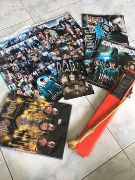 HARRY POTTER COLLECTION MURAH