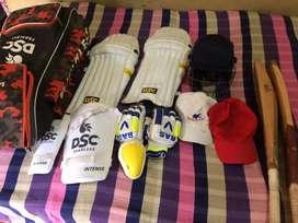 Cricket kit DSC