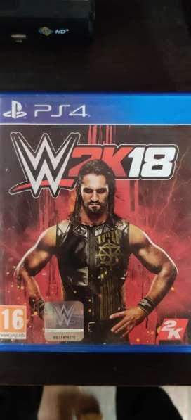 WWE 2018 Edition