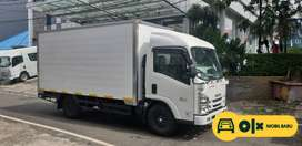 [Truck Baru] Dijual isuzu elf box & bak kondisi baru, bunga 0% 2 tahun