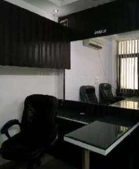 Fully furnished office space in chandigarh