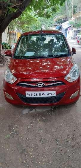 Hyundai I10 i10 Sportz 1.2, 2013, Petrol