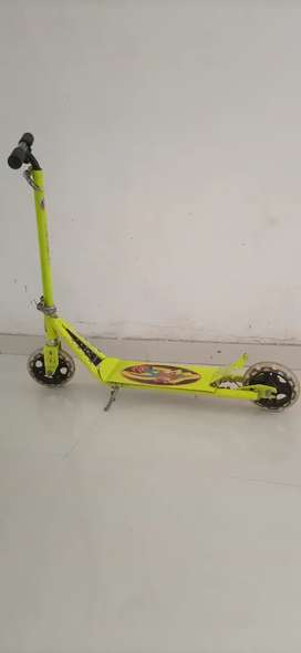 Kids scooter bicycle