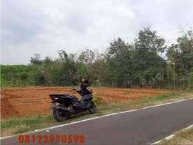 Tanah cocok untuk perumahan 200 meter dari Jl. Polokarto-Mojolaban