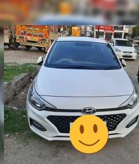 Hyundai I20 sportz 2018 Petrol 17000 Km Driven