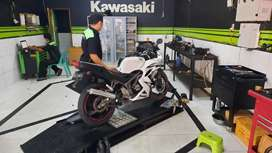 Ninja Kawasaki RR Special Edition
